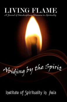 Living flame - abiding by the spirit